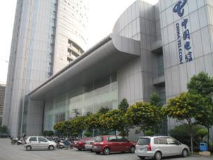 邦奇德电气 中国电信工程