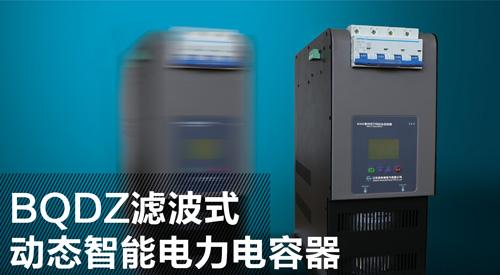 智能电容器 BQDZ滤波式动态智能电力电容器